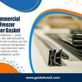 Commercial Freezer Door Gasket